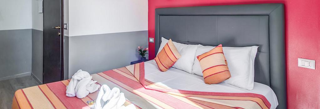 MF 호텔 - 로마 - 침실