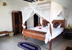 Ras Michamvi Beach Resort - 잔지바르 - 침실