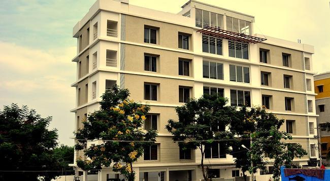 더 팔라조 아파트먼트 - 하이데라바드 - 건물