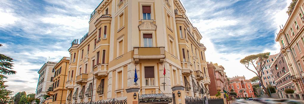 호텔 빌라 토를로니아 - 로마 - 건물