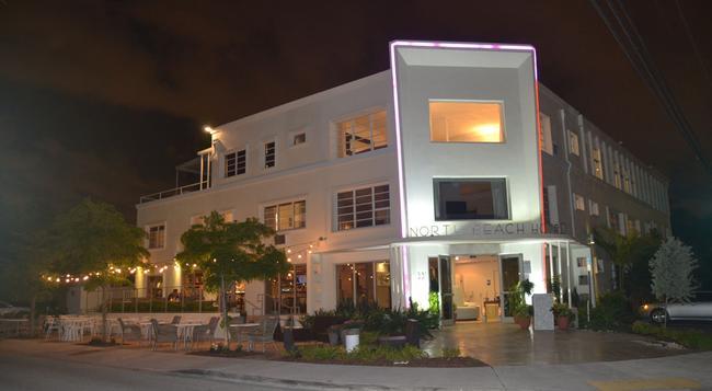North Beach Hotel - 포트로더데일 - 건물