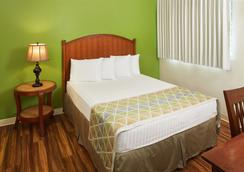 퍼시픽 마리나 인 에어포트 호텔 - 호놀룰루 - 침실