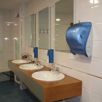Albergue Compostela Bathroom Sink