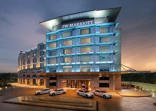 JW 메리어트 호텔 찬디가르