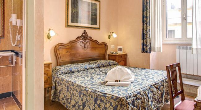 호텔 카라바지오 - 로마 - 침실