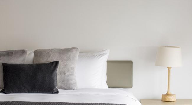 호텔 스테이지 - 홍콩 - 침실