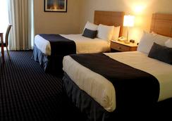 미드타운 호텔 - 보스턴 - 침실