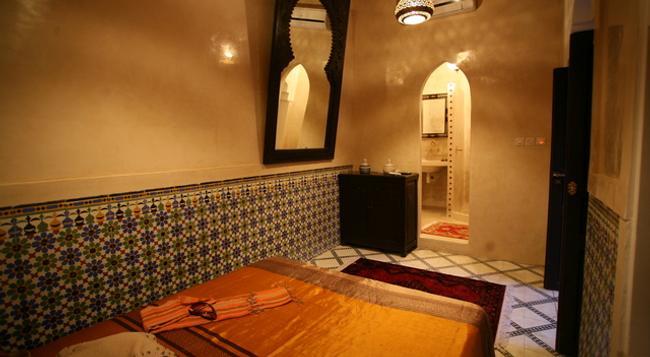 Riad Dar Ftouma - 마라케시 - 침실