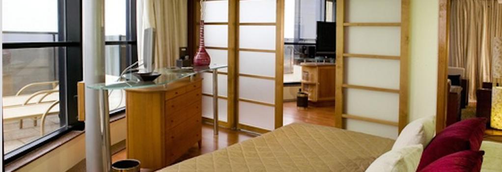 그랜 호텔 발리 - 베니도름 - 침실