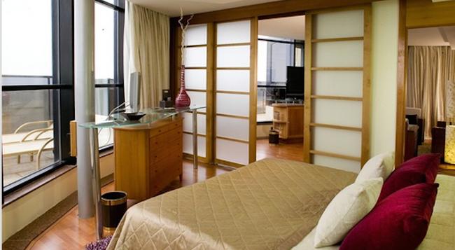 Gran Hotel Bali - 베니도름 - 침실