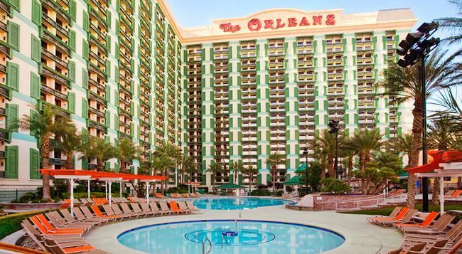 오를레앙 호텔 앤 카지노 - 라스베이거스 - 건물