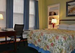 Irving House At Harvard - 캠브리지 - 침실