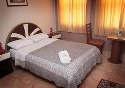 Hotel Arica - Chiclayo - 침실