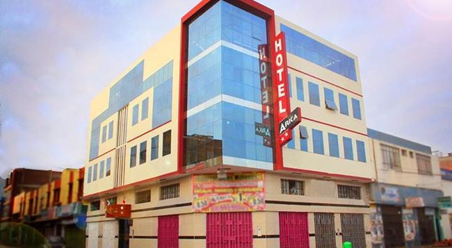 Hotel Arica - Chiclayo - 건물