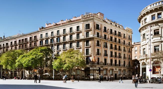 콜론 호텔 바르셀로나 - 바르셀로나 - 건물