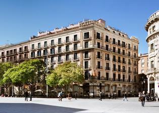 콜론 호텔 바르셀로나
