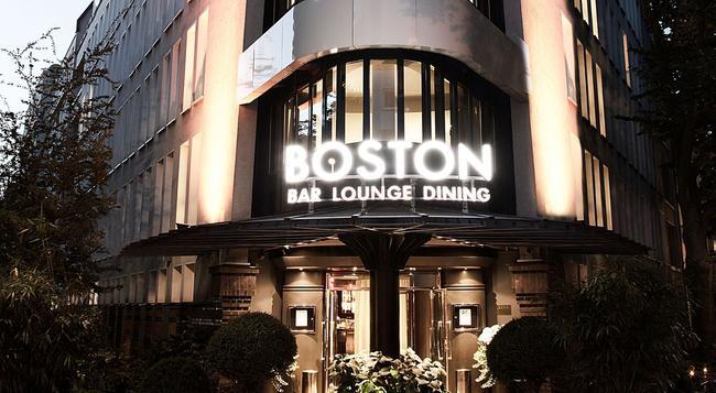 보스톤 HH 호텔 - 함부르크 - 건물