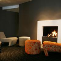 보스톤 HH 호텔 Fireplace