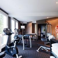 보스톤 HH 호텔 Fitness Facility