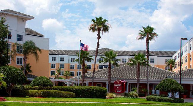 Residence Inn Orlando Lake Buena Vista - 올란도 - 건물