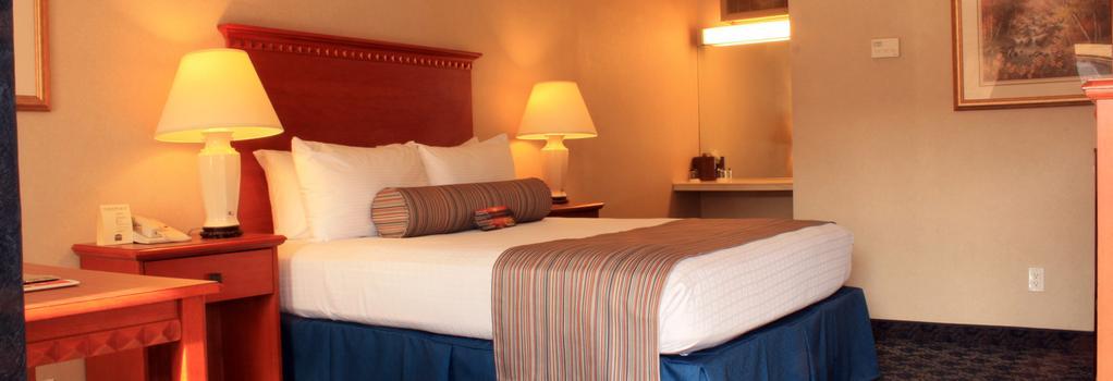 Sands Inn & Suites - 샌루이스오비스포 - 침실