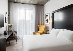 Hotel William Gray - 몬트리올 - 침실