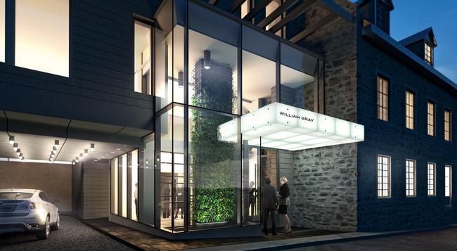 William Gray - 몬트리올 - 건물