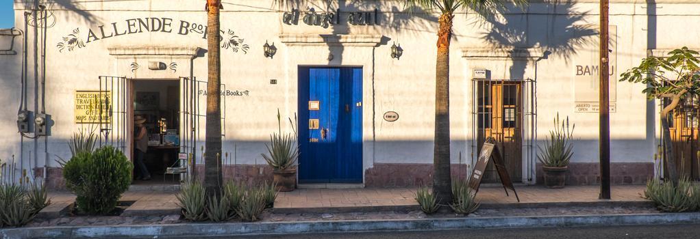El Angel Azul Hacienda - 라파스 - 건물