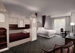 애너하임 마제스틱 가든 호텔 - 애너하임 - 침실