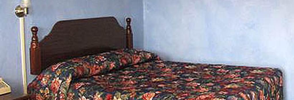 Palace Inn - 디모인 - 침실