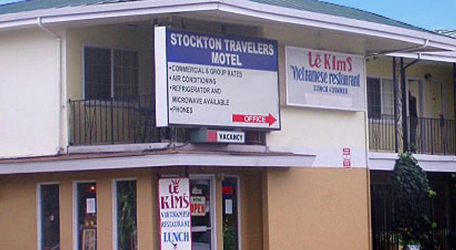 스톡턴 트래블러스 모텔 - 스톡턴 - 건물