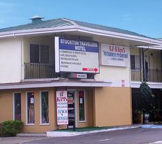 스톡턴 트래블러스 모텔