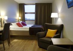 Arken Hotel & Art Garden Spa - 예테보리 - 침실