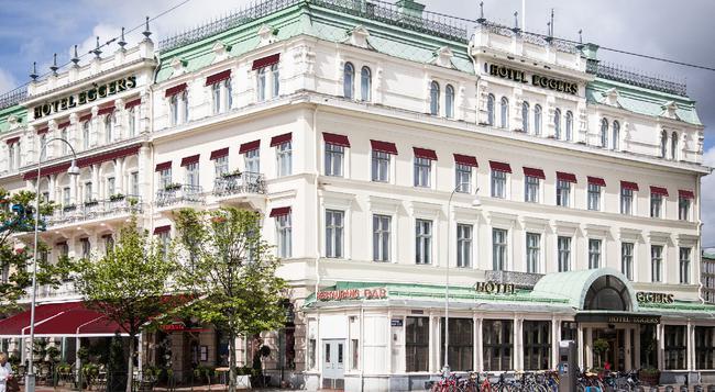 Hôtel Eggers - 예테보리 - 건물