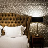 Hôtel Eggers Guest room