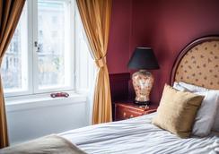 Hôtel Eggers - 예테보리 - 침실