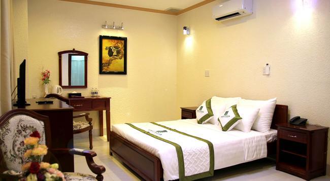 메콩 9 호텔 사이공 - 호치민 - 침실