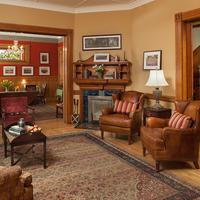 Lang House on Main Street Bed & Breakfast Cozy Common Areas for Guest Use