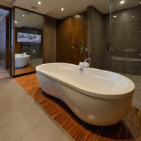 호텔 71 Salle de bain de la Suite Penthouse