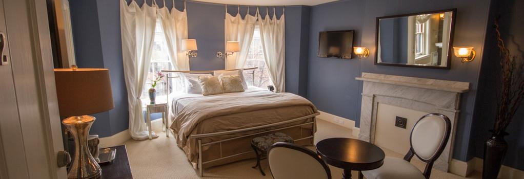 The Union Park Guest House - 보스턴 - 침실