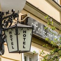 호텔 라이머 호프 님펜버그 팰리스 뮌헨 Exterior detail