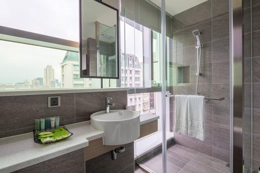 차인 호텔 - 동먼 - 타이베이 - 욕실