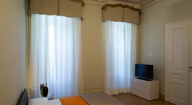 Suites Le Saline - 트리에스테 - 침실