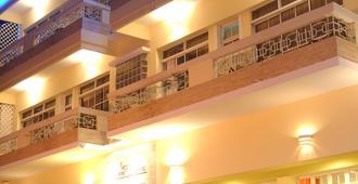 호델파 카리브 콜로니얼 - 산토도밍고 - 건물