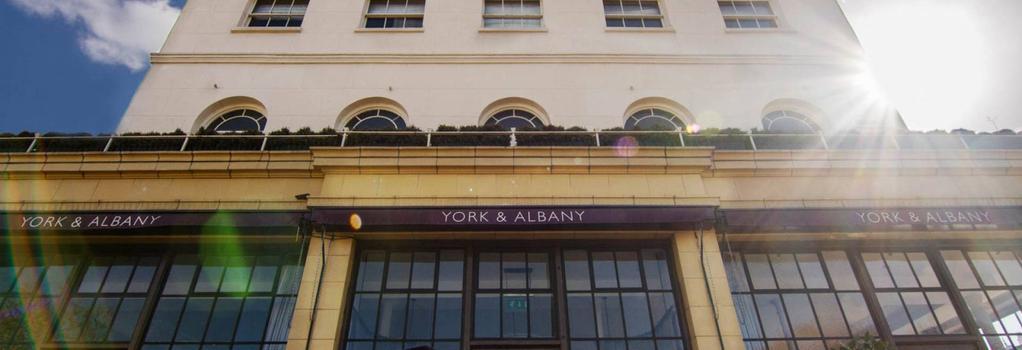 York & Albany - 런던 - 건물