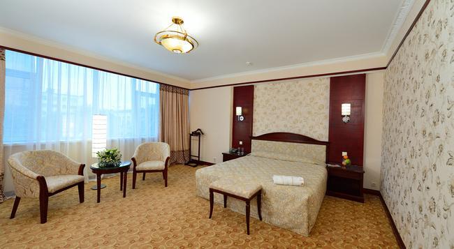 G 엠파이어 호텔 - 아스타나 - 침실