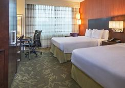 Courtyard by Marriott Washington DC US Capitol - 워싱턴 - 침실