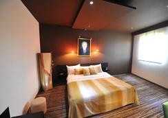디자인 호텔 미스터 프레지던트 - 베오그라드 - 침실