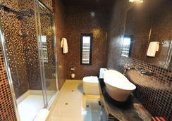 Design Hotel Mr President - 베오그라드 - 욕실