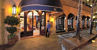 웨지우드 호텔 앤드 스파 - 밴쿠버 - 건물